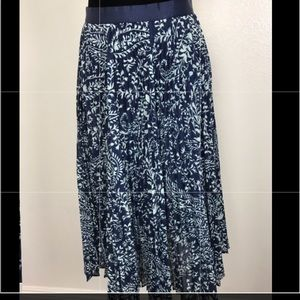 NWT Anthropologie Girls From Savoy Floral Sz 2